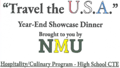 Travel the USA Year-End Showcase Dinner brought to you by NMU