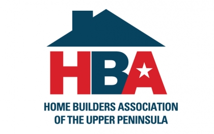 Logo of Home Builders Association of the Upper Peninsula