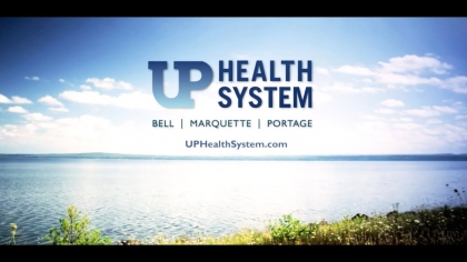 UP Health Systems advertising image